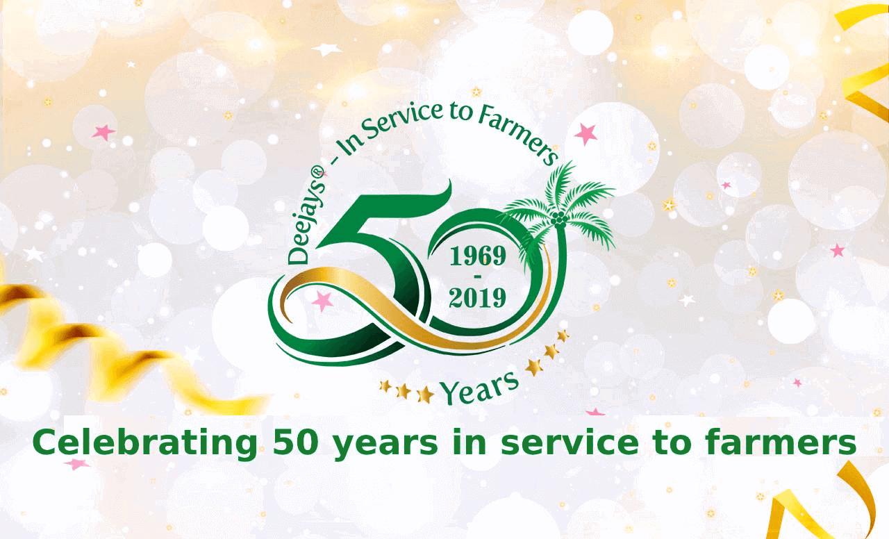 50th Year